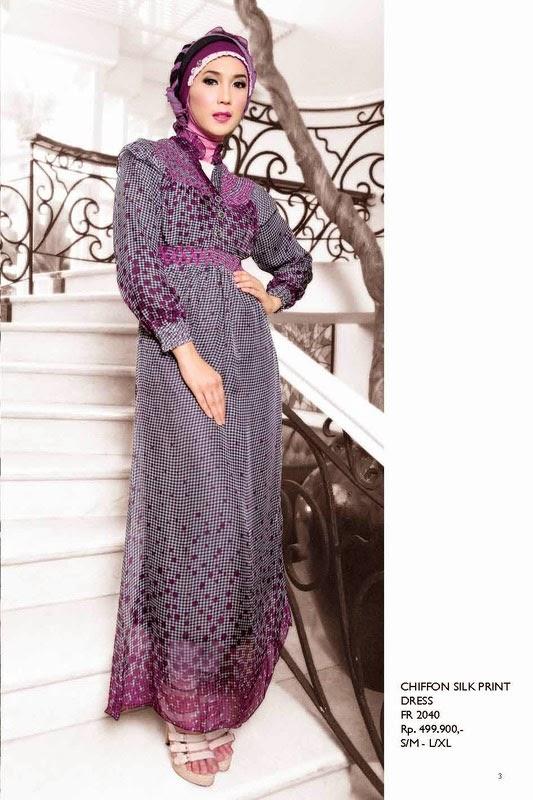 Gaun Pesta, Baju Pesta Muslim Modern