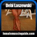 Debi Laszewski IFBB Pro Female Bodybuilder Thumbnail Image 2