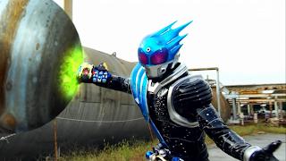 Kamen Rider Fourze Kamen Rider Meteor