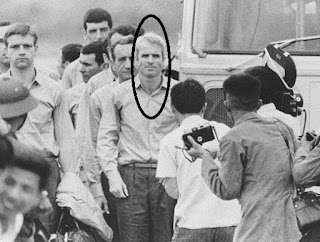john mccain released march 14 1973 from hanoi north