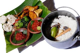 Kampung Daun Resort Bandung