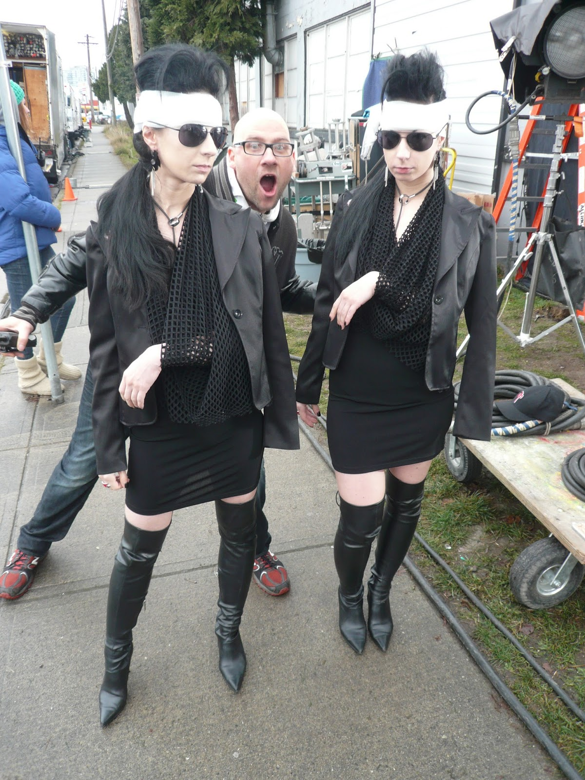 American Mary Twins