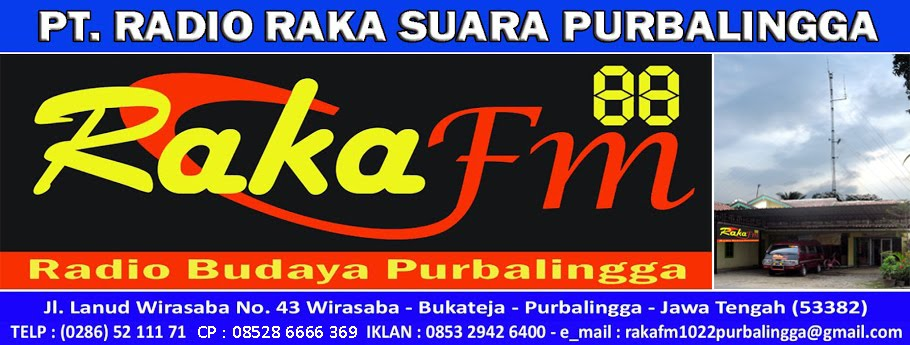 Radio Raka FM Purbalingga