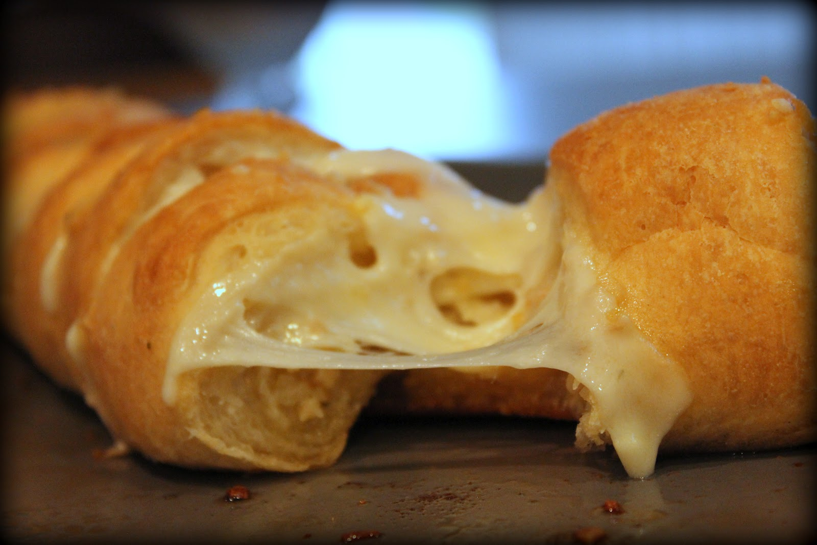 The Kipe Kitchen: Garlic Cheesy Bread