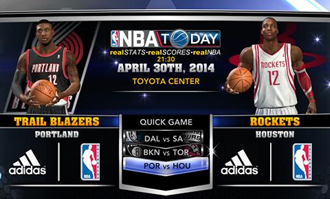 NBA 2K14 First Round Playoffs Roster Update