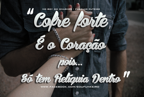 Frases de Funk para Facebook e Whatsapp | Imperador do