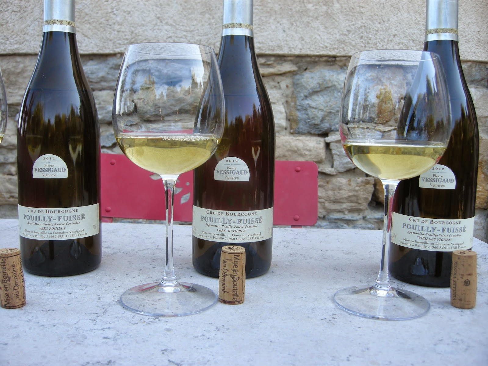 Pouilly-Fuisse Vers Pouilly