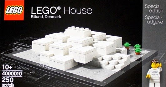 LEGO Architecture: BIG's Unbuilt