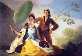 El Quitasol- Goya