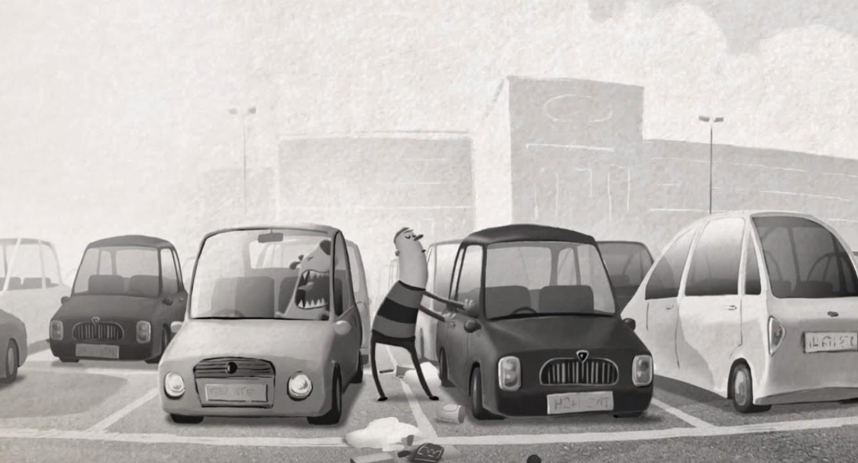 nuncalosabre.Carpark - Bird Box Studio