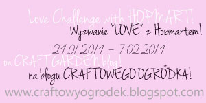 Wyzwanie miłosne z Hopmart | Love challenge with HOPMART!