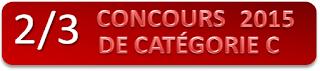 2 concours d'agent administratif des finances publiques 2015