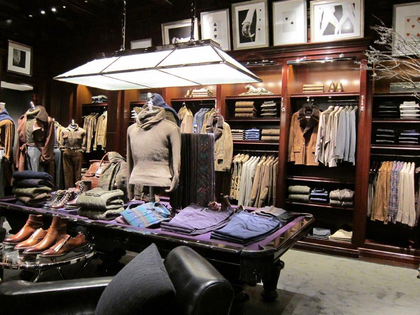 Lincsflatiron Ralph Lauren Shop Pics