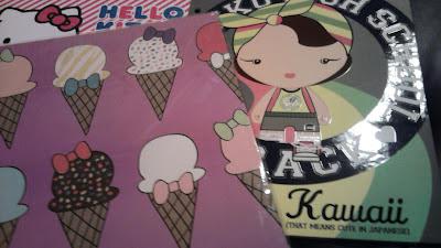 pizza-kei cute kawaii college pizza kei culture japanese adorable ice cream school supplies harajuku lovers hello kitty target