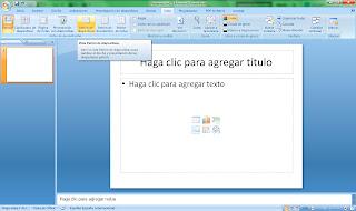 Patrón de diapositivas en PowerPoint