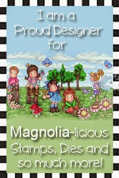I proudly design for Magnolia-licious