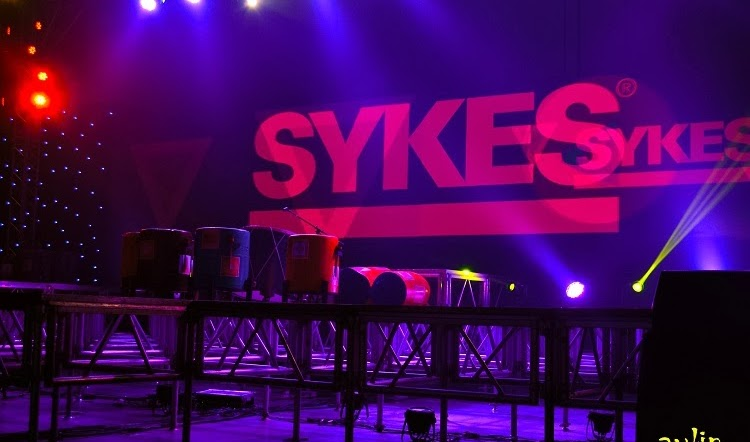 Sykes Give Thanks and Shares Blessing before 2013 Ends!