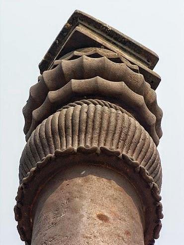 Delhi Iron Pillar 1