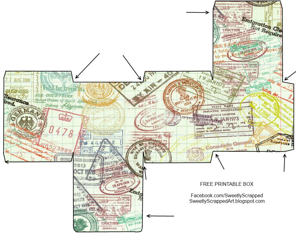 Gargantuan image for printable box