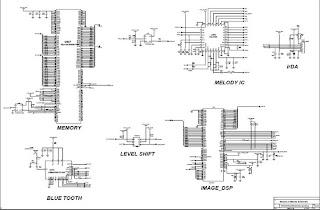 samsung sgh-d500 diagram