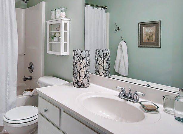 home staging a hall bathroom transformation