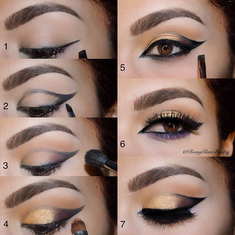 Maquillaje profesional hecho en casa paso a paso belleza for Como maquillar ojos ahumados paso a paso