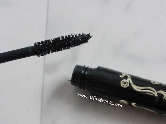 Heavy Rotation Long Volume dynamic mascara brush
