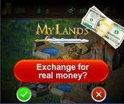 MAIN GAME MYLANDS DAPAT DUIT