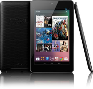 Google's Nexus 7 Tablet