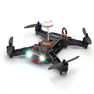Eachine Racer 250 FPV Drone Built in 5.8G Transmitter OSD With HD Camera ARF RC