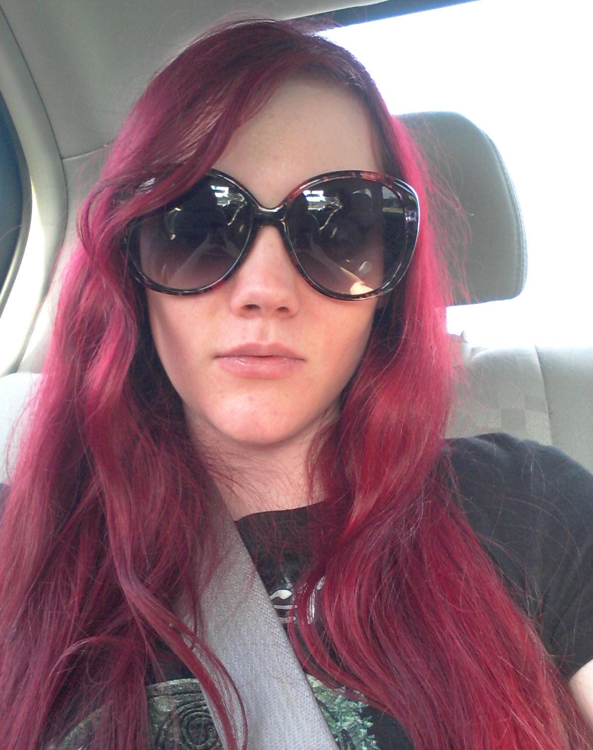 Leslie Pwny: Manic Panic Hair Dye Guide