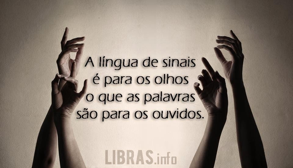 Comunicação Com Ouvintes E Surdos Aprende De Libras Dia Das Frases