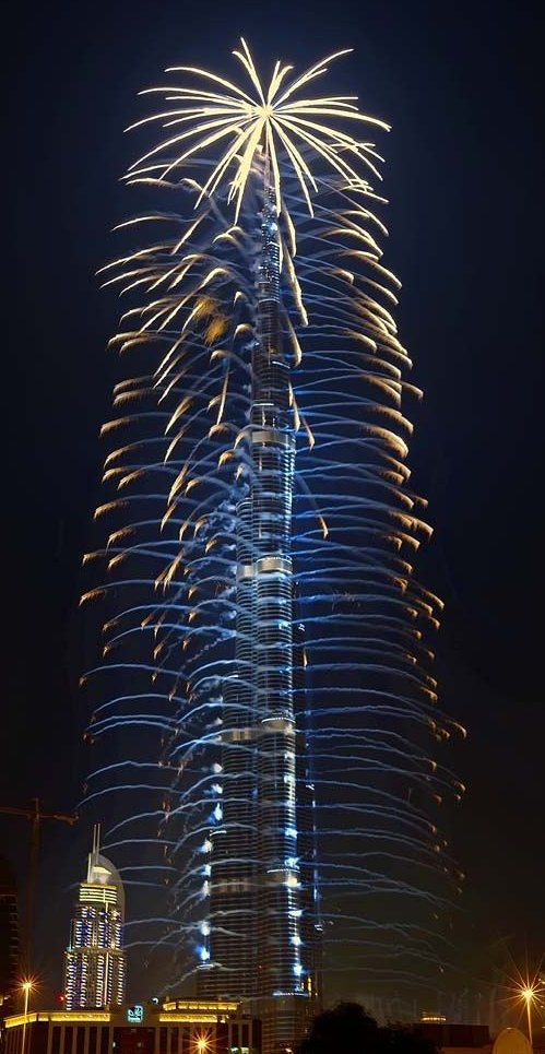 Why Are Trucks So Expensive >> VERY FUNNY: Burj Khalifa grand opening 2010- pictures