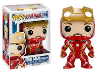 Hot Topic: Unmasked Iron Man Pop!