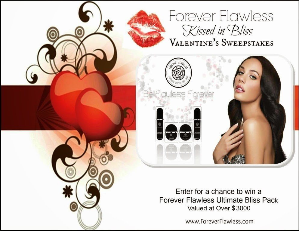 Forever Flawless Kissed in Bliss Sweepstakes
