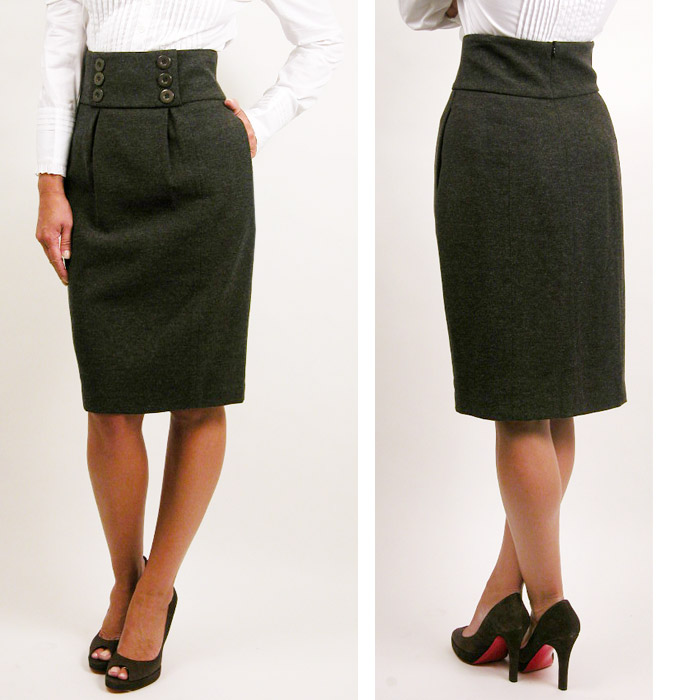The best high waisted skirts give to you ultimate appearance modern