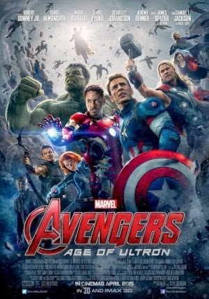Jadwal Film Avengers: Age of Ultron