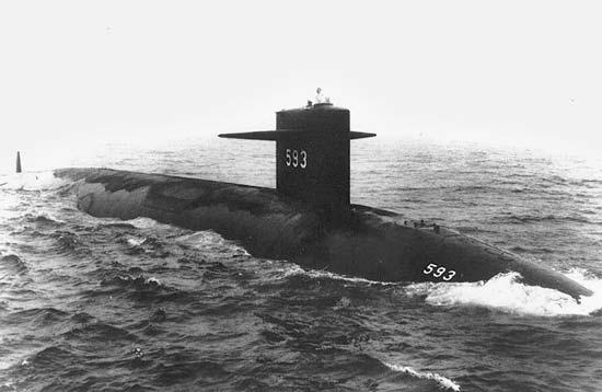 kapal selam nuklir Amerika Serikat