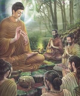 goutam buddha teaching