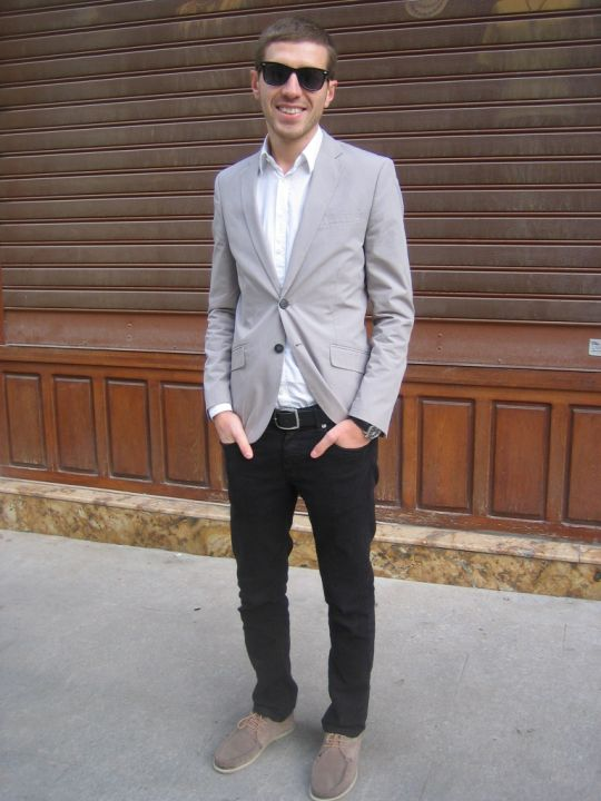 Dress Code Smart Casual Shoes Choice