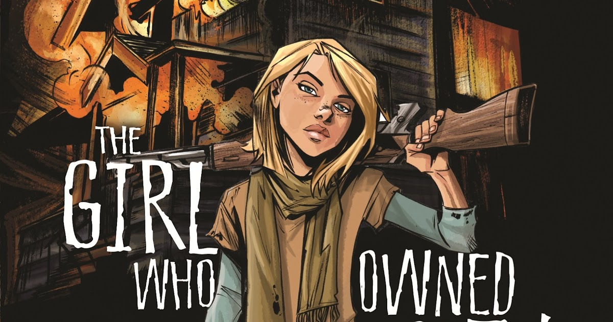 the girl who owned a city graphic novel pdf