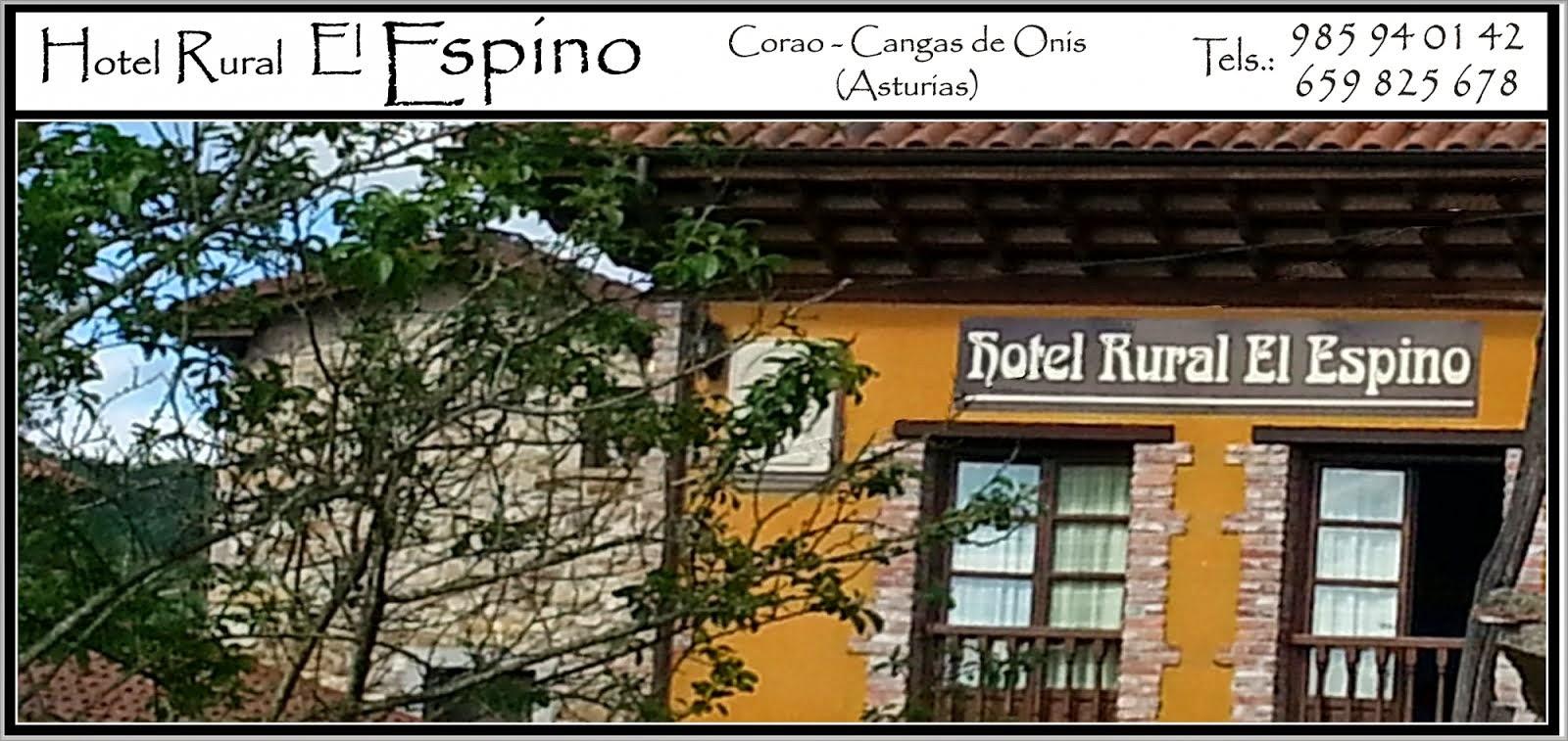 > Hotel Rural El Espino. Corao. Cangas de Onís