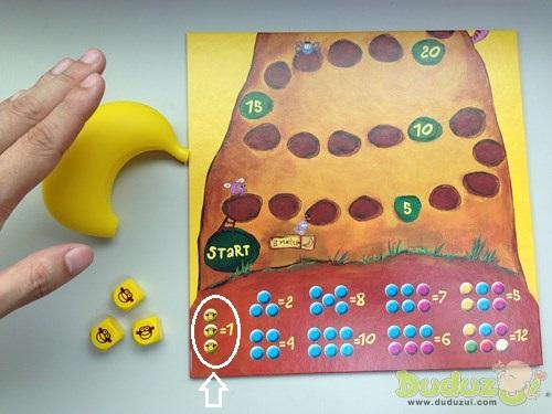 猴子骰遊戲說明