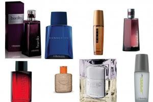 lista com os melhores perfumes 2013