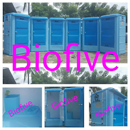 Toilet Portable Biofive - Prabumulih