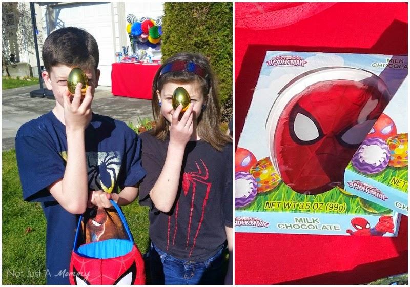 Disney Marvel Easter Egg Hunt Golden Egg winners