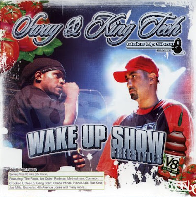 Sway & King Tech – Wake Up Show Freestyles Vol. 8 (CD) (2004) (320 kbps)