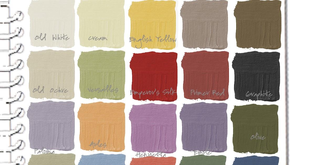 annie sloan chalk paint tutorial no 2 two colour