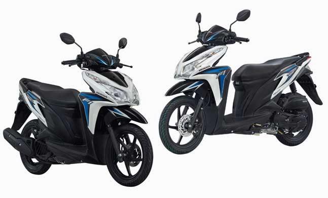 Daftar Harga Motor Honda Vario Terbaru 2015