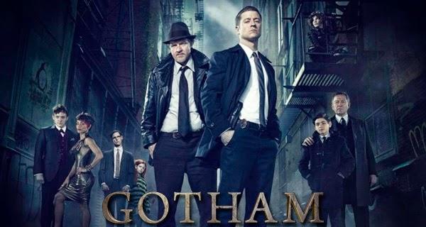 Gotham 1x01 - Pilot
